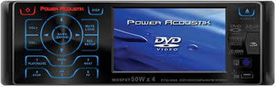 amazon com power acoustik ptid 4007 3 6 inch widescreen in dash power acoustik ptid 4007 3 6 inch widescreen in dash monitor dvd