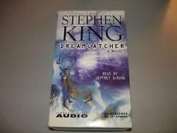 Dream Catcher Novel Dreamcatcher by Stephen King 100 Cassette Unabridged Audiobook 39
