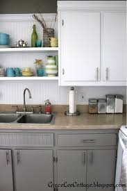 gorgeous old kitchen cabinets grace lee cottage updating ideas