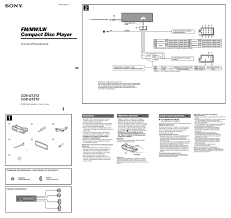 Cdx Chart Sony Cdx Gt300mp Wiring Diagram Diagram Wire 3 Way