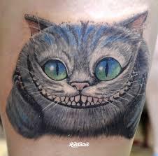 чеширский кот значение татуировок в ульяновске Rustattooru