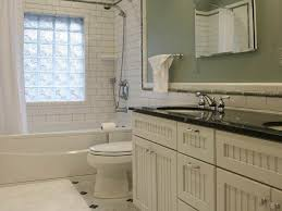 replacing bathroom window with glass block. by replacing the original double hung window with opaque glass block, shower became much bathroom block g