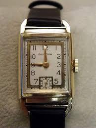 1961 bulova jet clipper in original presentation box sexy antique bulova 1930s men s watch 5x signed rectangular case tank watch