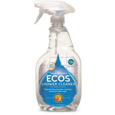 best overall earth friendly s ecos shower cleaner