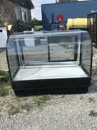 glass display case. Glass Display Case