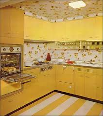 blue and yellow kitchen rugs homey retro design inside decor 15