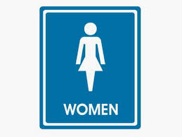bathroom sign with arrow. Pix For Womens Bathroom Sign With Arrow