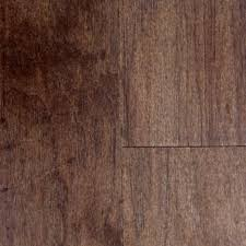 Style Selections 5-in Molasses Hickory Engineered Hardwood Flooring  (24.5-sq ft)