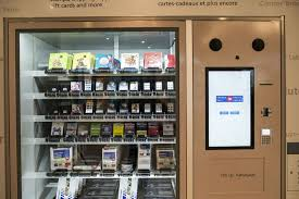 Canadian Vending Machines In Europe Enchanting Canada Post Tries Drivethrough Vending Machines As Future Of Mail