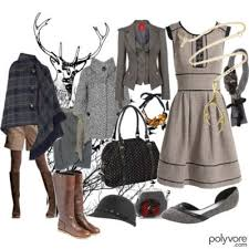 Dressing Country Style