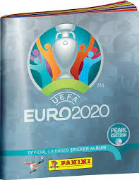 Panini UEFA Euro 2020 Official Licensed Sticker Album -...