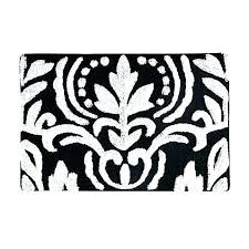 black and white bathroom rug target gray rugs aztec bath amazing marvelous furniture exciting