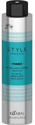 Kaaral <b>Моделирующее сухое масло</b> Style Perfetto Primer Natural ...