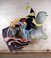 Image result for frank stella sculpture