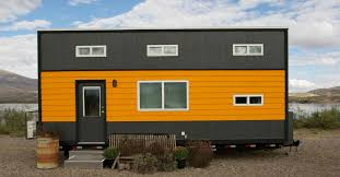 Small Picture Tiny Houses Retro Garage House Goes Back In Time Loom and