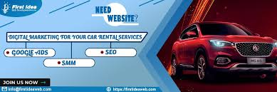 Digital Marketing - SMM, Ads, & SEO for your Car Rental Service