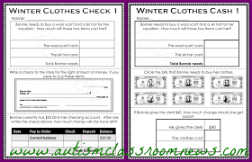 Check Writing Worksheet Free Worksheets Library | Download and ...