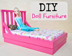 barbie furniture diy. DIY Dollhouse Furniture Barbie Diy L
