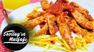 Tavuklu Çökertme Kebabı Nasıl Yapılır?   Tavuklu Çökertme Kebabı Tarifi -  YouTube