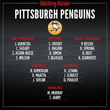 Penguins Depth Chart 2020 Vision What The Pittsburgh Penguins Will Look Like In