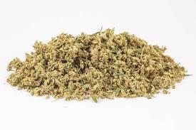 shake marijuana