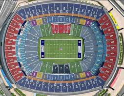 Metlife Stadium Suites Seating Chart New York Giants Virtual Venue By Iomedia
