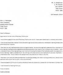 pharmacy technician cover letter example icoverorguk pharmacy technician cover letter examples