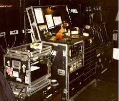 Guitar Technician Vegas Office The Cult Tour Guitar Tech Billy Duffy Flickr