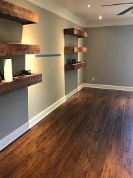 diy installing laminate flooring sam s select surfaces cocoa walnut