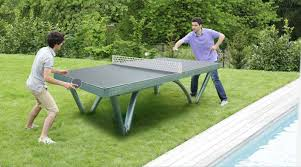 cornilleau park permanent outdoor table tennis table erfly table tennis tables