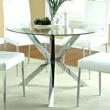 60 round glass dining table inch round pedestal table inch round glass dining table amazing fancy