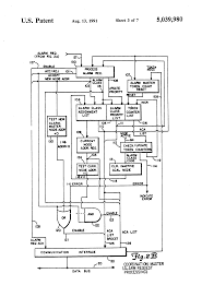true zer gdm 23f wiring diagram wiring diagrams patent us5039980 multi nodal munication work