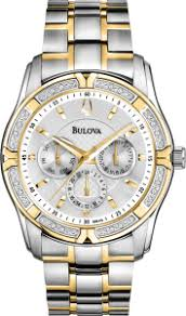 bulova mens gold diamond watches best watchess 2017 david craig jewelers jewelry spotlight bulova men s diamond watch