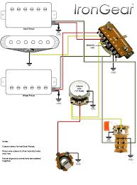 three pickup wiring diagram three automotive wiring diagrams three pickup wiring diagram hsh 1 volume 1 tone 5 way h ss s ss h 01 single coil switch