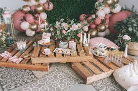 party ideas spring garden tea party