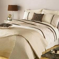 king duvet set king duvet sets modern bedroom brown cream double