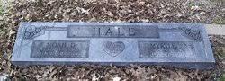 Myrtle Hale (Halbrooks) (1906 - 1997) - Genealogy