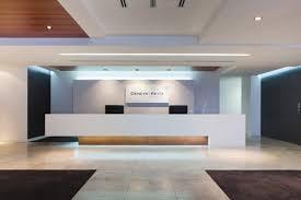 office reception area design. Reception Interior Design Modern Office Full Area