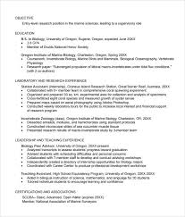 Photographer Resume Template Simple 48 Sample Photographer Resume Templates To Download Sample Templates