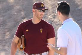 ASU Baseball: Tracy Smith relieves pitching coach Brandon Higelin of duties  after two seasons - Cronkite Sports