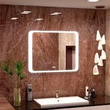 <b>Зеркало</b> Desire LED с <b>подсветкой</b> сенсорное 90х70 см в Москве ...