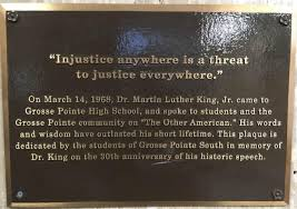 the night martin luther king jr came to grosse pointe lookup  the night martin luther king jr came to grosse pointe lookup detroit
