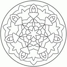 Small Picture Coloring Mandalas For Kids Free Download Coloring Coloring