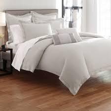 bellora linen silver duvet cover 100 linen bed bath beyond