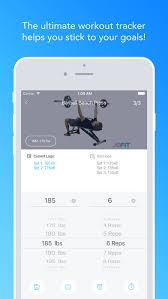 jefit workout free personal exercise trainer gym log screenshot