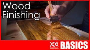 Light Wood Finish Names What Kind Of Finish Should You Use Wood Finishing Basics