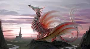 3622 2000 white dragon hd wallpaper