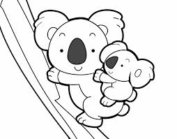 Disegno Madre Koala Colorato Da Utente Non Registrato Il 12 Di