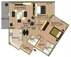 3 Bedroom Apartments In Washington Dc Impressive Decoration