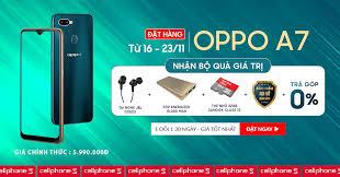 Oppo A7 màn hình giọt nước - camera kép giá 6 triệu, chính thức ...